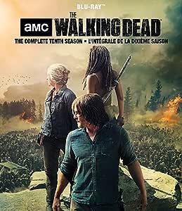 The Walking Dead: Season 10 [Blu-ray]