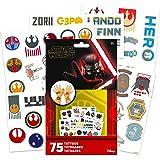 Trends International star wars 75 tattoos TT2044