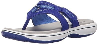 11cc8d31abb2 Skechers Women s Bayshore-Paddle Flip Flop  Amazon.co.uk  Shoes   Bags