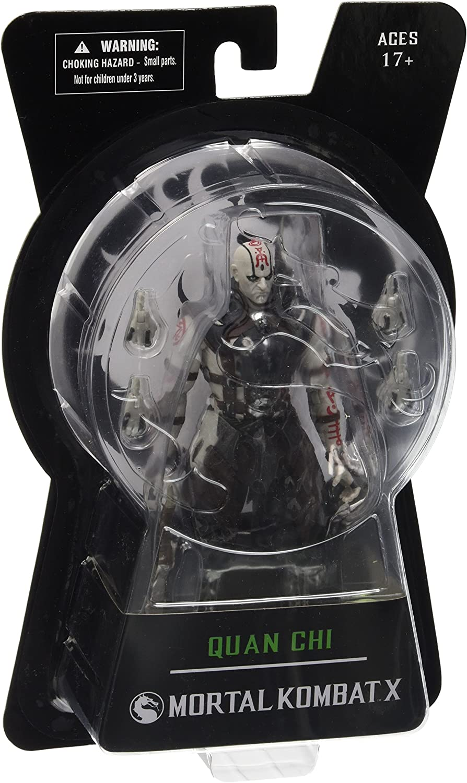 Figurine Mortal Kombat X - Série 2 - Quan Chi [Importación Francesa]: Amazon.es: Videojuegos