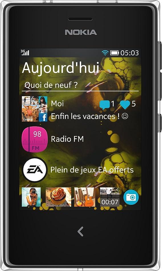Nokia 503 SS - Smartphone libre (conexión USB, S.O. Symbian ...