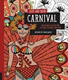 Just Add Color Carnival: 30 Original Illustrations To Color, Customize, and Hang