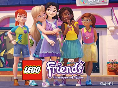 Amazon.de: LEGO Friends Freundinnen auf Mission - S1