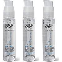 GIOVANNI Frizz Be Gone Super Smoothing Anti-Frizz Hair Serum, 2.75 FZ, 81 Milliliter