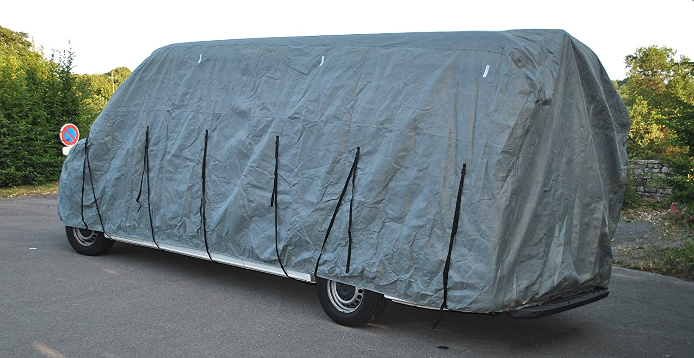 HBCOLLECTION Housse 4 Saisons 7.5m pour Camping-Car profil/é