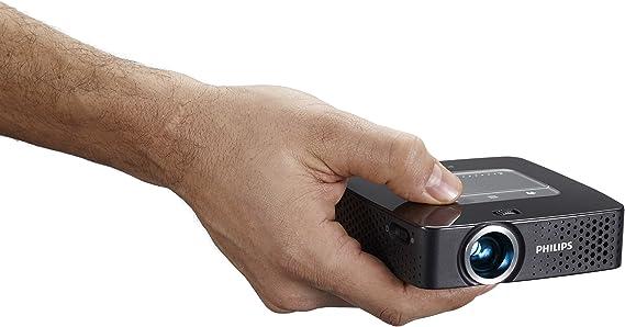Philips PicoPix - Proyector DLP (Full HD), negro: Amazon.es ...