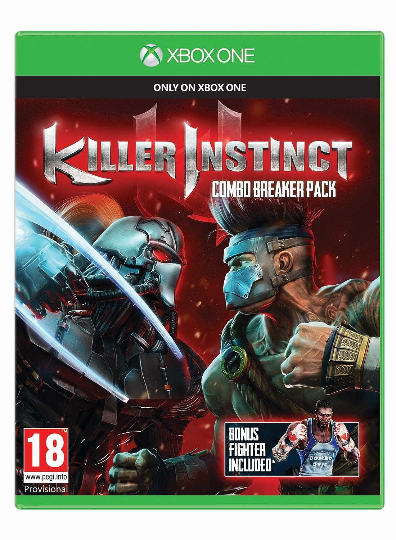 Microsoft UK Ltd Killer Instinct (Xbox One)