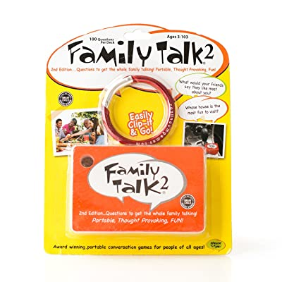 Around the Table Games Family Talk 2: Toys & Games