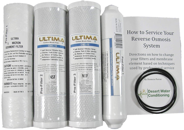 Ultima VII 5 Stage Filter Pack