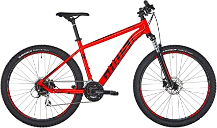 Ghost Kato 2.7 Mountain Bike, Color Riot Red/Night Black, tamaño ...