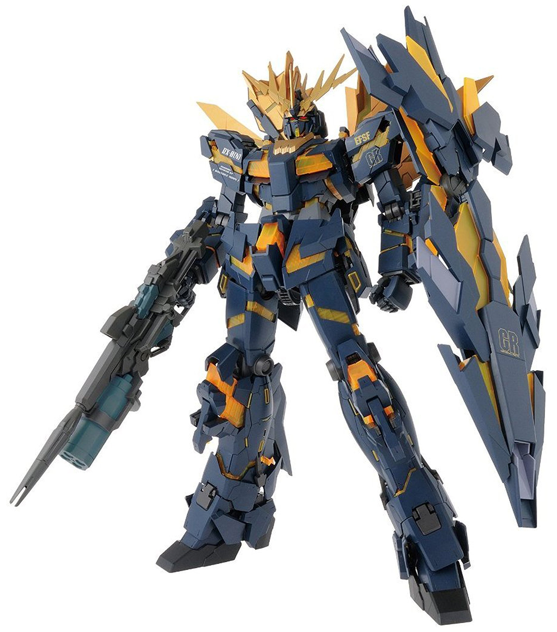 Bandai Hobby PG 1/60 Unicorn Gundam 02 Banshee Norn ''Gundam UC'' Action Figure