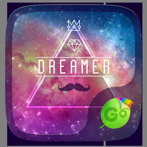 Dreamer Keyboard Theme  Emoji