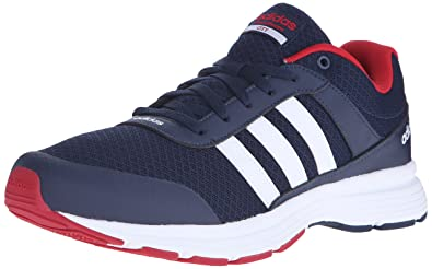 sports shoes a0efe 5ad12 adidas NEO Men s Cloudfoam VS City Shoes,Collegiate Navy White,6.5 ...