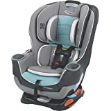Graco Extend2Fit Convertible Car Seat, Spire