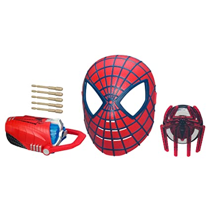Spiderman The Amazing Spider-Man Deluxe Rapid-Fire Web Shooter Pack  sc 1 st  Amazon.in & Buy Spiderman The Amazing Spider-Man Deluxe Rapid-Fire Web Shooter ...