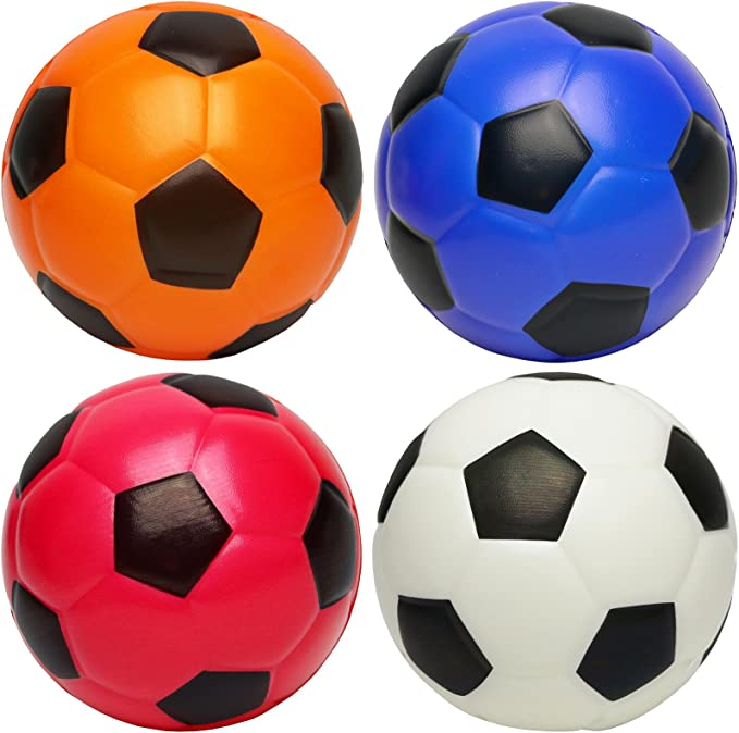 Daball Kid and Toddler Soccer Ball Pump and Gift Box Included Size 1