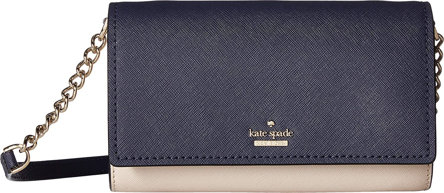 Kate Spade New York Women's Cameron Street Corin Cross Body Bag Black One Size PWRU5846-001