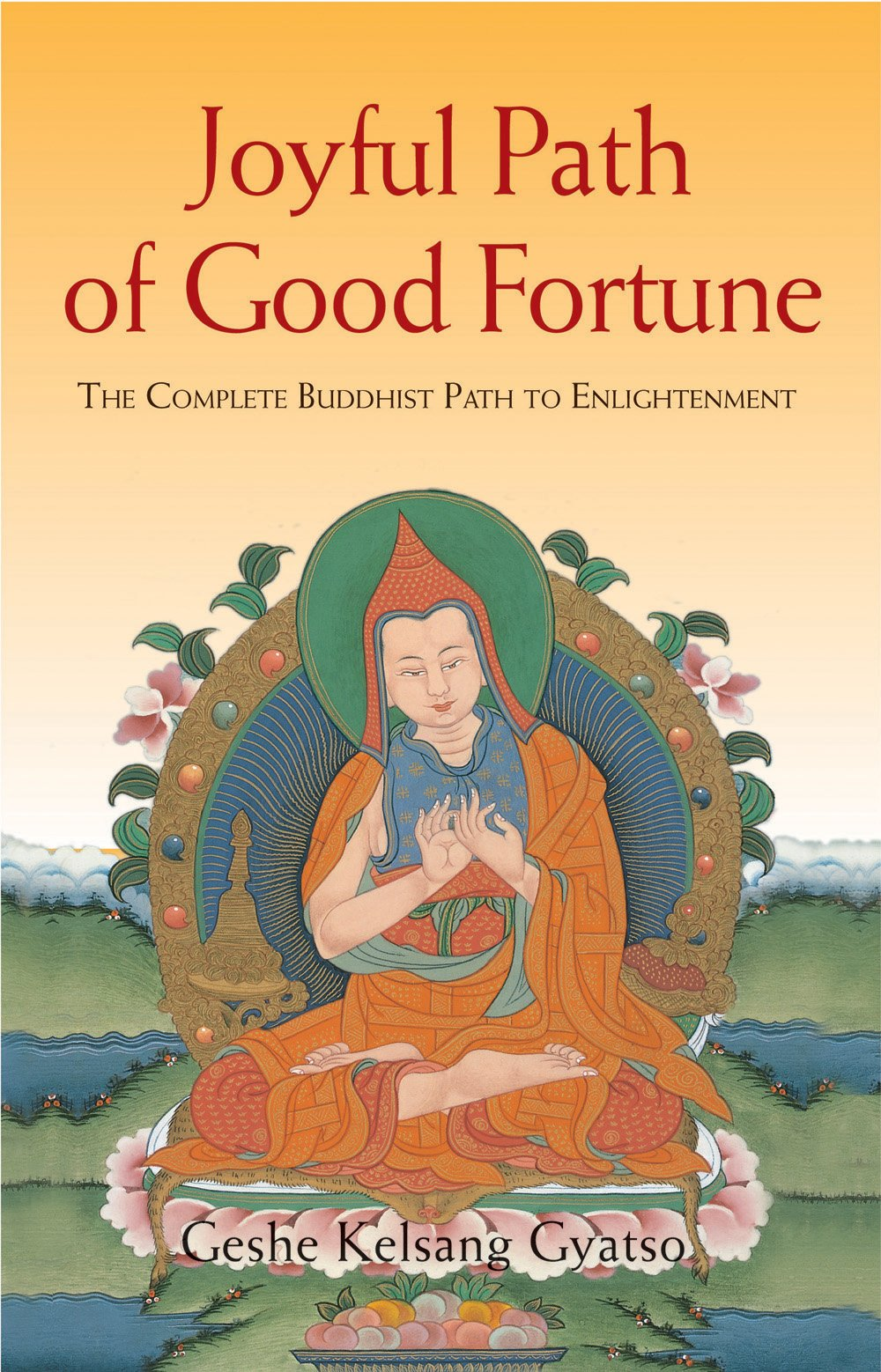 Joyful Path Good Fortune Enlightenment