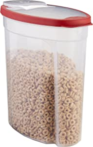 Rubbermaid Cereal Keeper Container, 1.5-Gallon