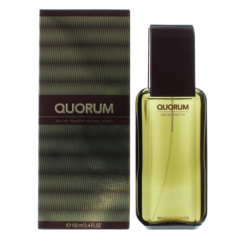 Quorum by Antonio Puig Eau de Toilette Spray 3.4 OZ