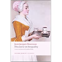 Discourse on the Origin of Inequality (Oxford World's