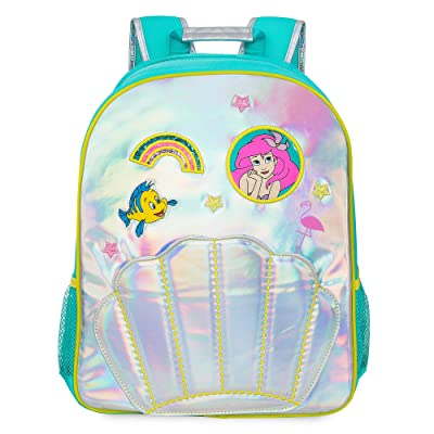 Disney The Little Mermaid Backpack Multi: Clothing