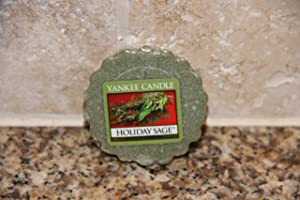 Yankee Candle Holiday Sage Tart 2 Pack