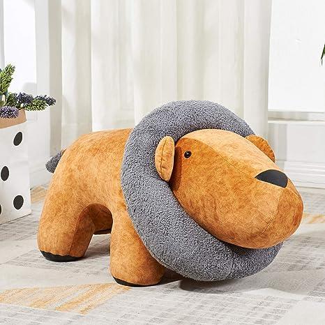Astonishing Amazon Com Joybase Large Animal Footstool Lion Footrest Beatyapartments Chair Design Images Beatyapartmentscom