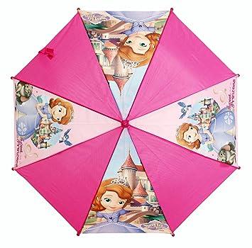 Disney 3449 - Paraguas infantil (automático) diseño de princesa Sofia