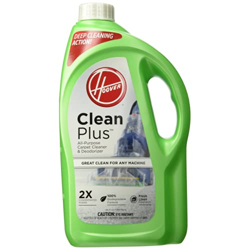 Great When You Are Looking For A Shampoo That Gets Out Dirt And Also Removes  Odors There Is No Better Option Than Hoover CLEANPLUS 2X.