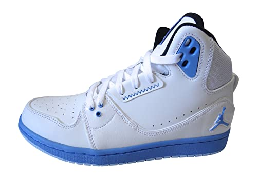 sale retailer a8a7b b4644 ... nike air jordan 1 flight 2 mens hi top trainers 555798 sneakers shoes  (uk 7.5 . ...