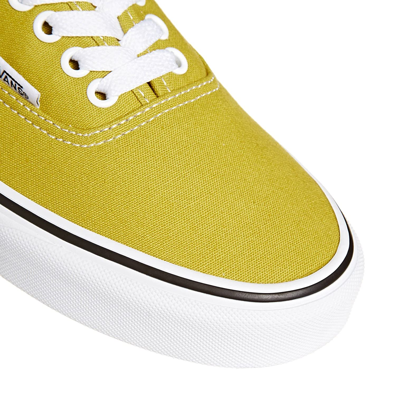 Vans VEE3NVY Unisex Authentic Shoes B07F75DR9K 5.5 B(M) US Women Green / 4 D(M) US Cress Green Women True White 4882da