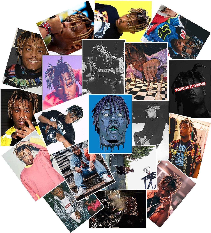 G256 Juice WRLD Rap Hip Hop Music Star Art Poster