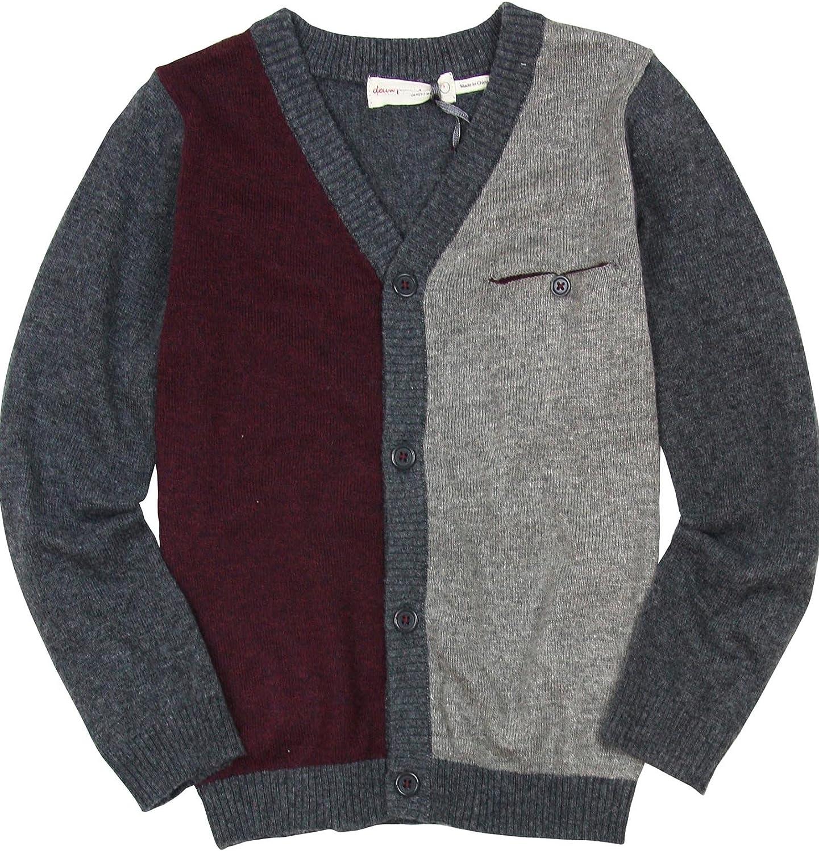 Sizes 2-12 Deux par Deux Boys Knit Cardigan Suit up