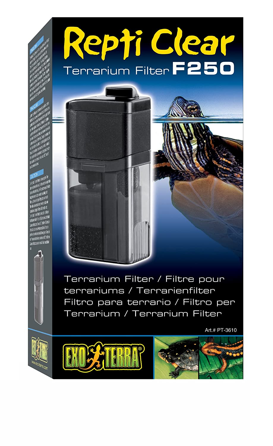 Exo Terra Flo 250, Complete Internal Filter