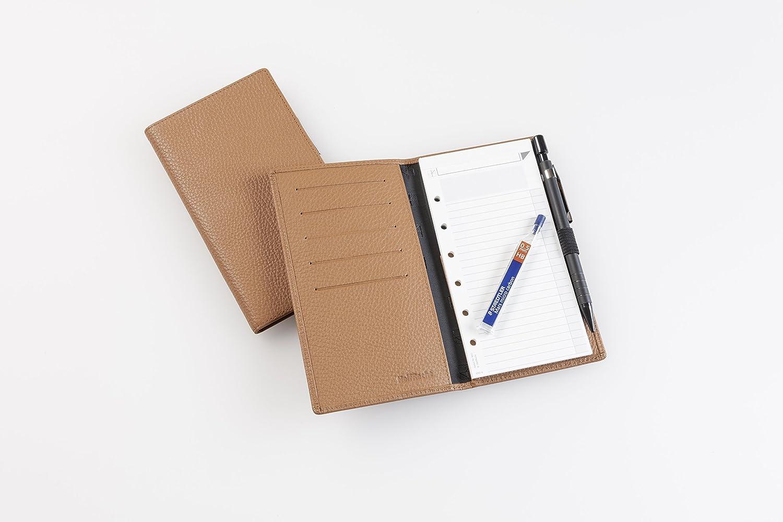 Notizblock HelfRecht Memo Classic  aus Leder Notizblock in Lederhülle Notizbuch - karminrot B00L11CXQ6 | Der neueste Stil  | Sonderaktionen zum Jahresende  | Mode-Muster