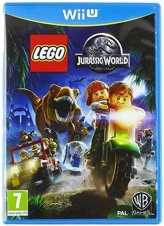 LEGO Jurassic World (Nintendo Wii U): Amazon.co.uk: PC & Video Games