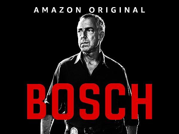 プライムビデオ英語字幕版boschの画像