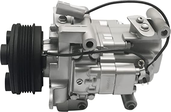 RYC Remanufactured AC Compressor Kit KT A036