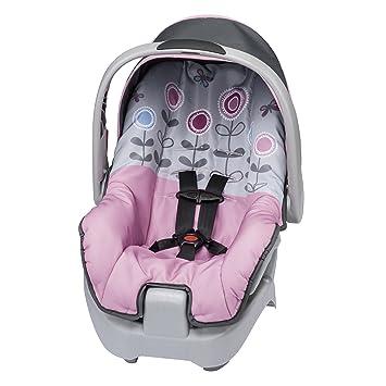 Evenflo Nurture Infant Car Seat Button Floral