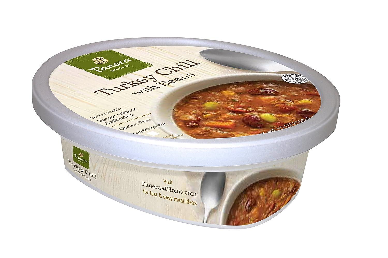 Amazon.com : Panera Bread Turkey Chili with Beans, 12 oz : Grocery ...