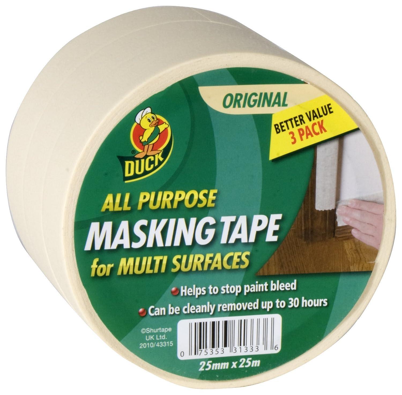 Duck All Purpose Masking Tape 25 mm x 25 m