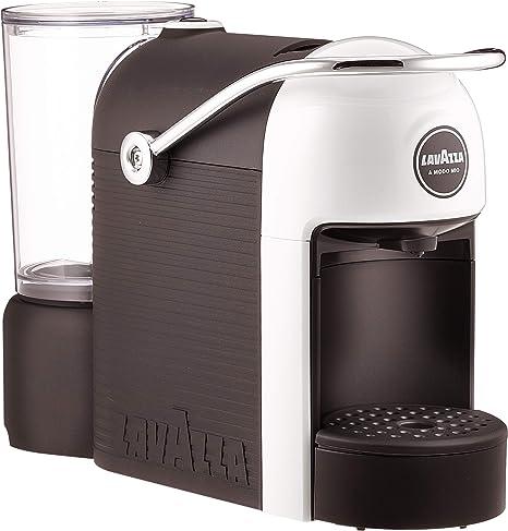 Lavazza Jolie Cafetera cápsulas monodosis, 1250 W, 0.6 litros, Plástico, Negro, Blanco: Amazon.es: Hogar