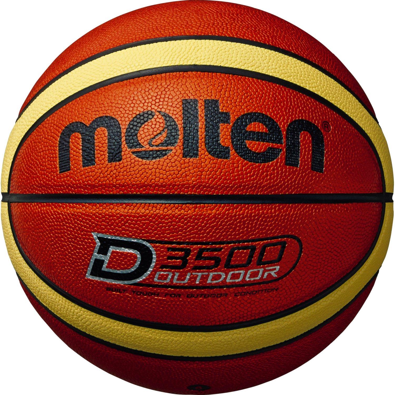 MOLTEN Mujer b6d3500 Baloncesto, Naranja, 6: Amazon.es: Deportes y ...