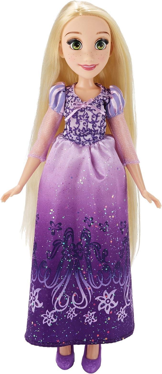 Disney Princess Shimmer Style Salon Playset With Mini Rapunzel Doll