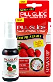 Pill Glide Spray - Strawberry Flavor 1oz