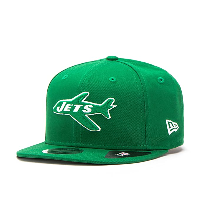 271a97ddf0e57a New Era 9FIFTY NFL Historic New York Jets Snapback - Sml/Med (54.9 cm -  59.9 cm): Amazon.ca: Clothing & Accessories