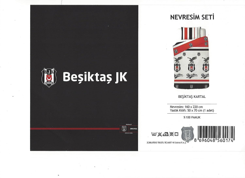 Bettwäsche Besiktas Beşiktaş Nevresim Takımı Original 2 Design