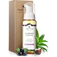 Ultra Hydrating Gentle Face Wash for Dry Skin by Tree To Tub - pH 5.5 Balanced Daily...