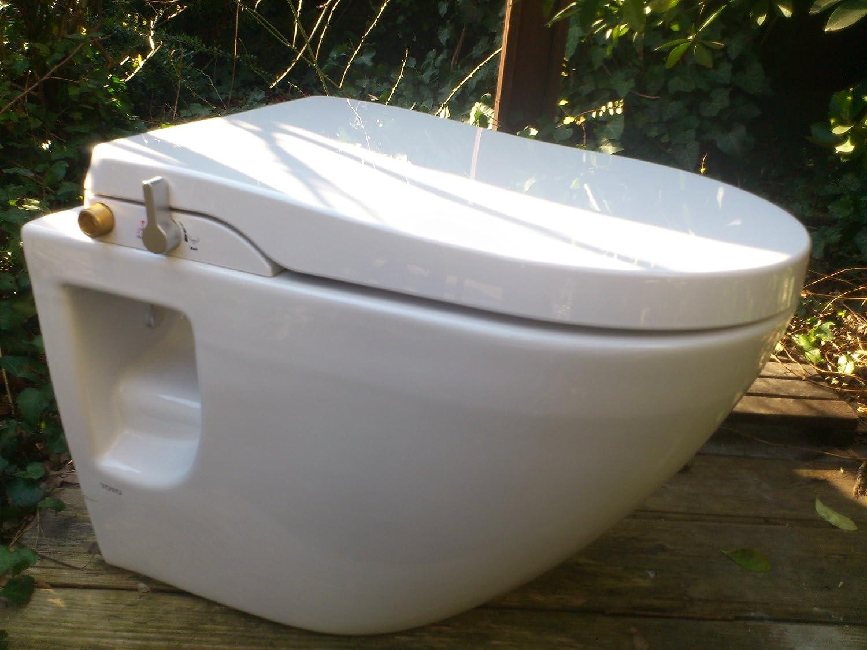 Sanijet wc intelligente multifunzione con doppio bidet integrato